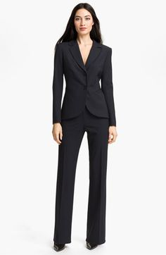 Lafayette 148 New York Jacket & Trousers  available at #Nordstrom