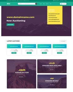 Landing page – iBid Coin Art, Business Networking, Driving Test, Lorem Ipsum, Fundraising, Landing, Auction, Ecommerce, Wordpress
