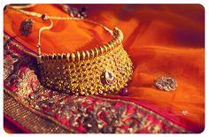 Stunning Gold Jewellery #wedmegood