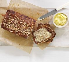 Have your cake and eat it with this low-fat, healthy banana loaf - perfect for breakfast and beyond.