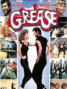 Grease Amazon Video ~ John Travolta…