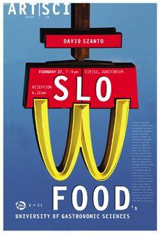 Slow Food Movement — Anna Davidson