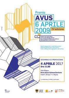 LAquila: Cerimonia di premiazione IV edizione del Premio AVUS