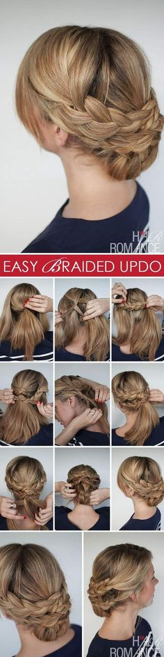 medium hair braids updo bun tutorials medium hair braids updo bun tutorials