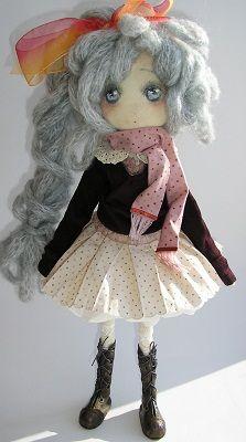 куклы аниме - 25 Апреля 2013 - Кукла Тильда. Всё о Тильде, выкройки, мастер-классы.