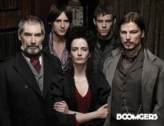 the cast of Penny Dreadful. obsessed with this show
