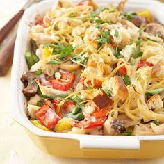 Potluck Dinner Recipes - Easy Meal Ideas & Tasty Dishes for Any Pot Luck Gathering - BHG.com