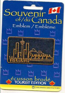 The Last Spike Craigellachie British Columbia Souvenir NHS Patch