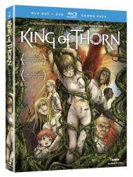 King of Thorn Anime Dvd, All Anime, Kana Hanazawa, Instant Video, Dvd Blu Ray, Holiday Wishes, Awesome Anime, Feature Film, Movie Tv