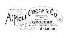 Water Slide French Decal Print Transfer to furniture, wood, paper Typography Image French Clip Art – Vintage Labels of Moll Grocer Advert. by touchthewood on Etsy French Typography, Typography Images, Images Vintage, Retro Images, Vintage Labels, Vintage Signs, Vintage Ephemera, Diy Crafts Vintage, Foto Transfer