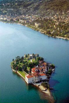 Isola Bella, Borromeo Islands, Lake Maggiore, Italy