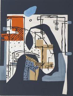 Le Corbusier via Mareva Millarc Casa Le Corbusier, Ronchamp Le Corbusier, Landscape Architecture Drawing, Architecture Old, Architecture Quotes, Le Corbusier Marseille, Le Corbusier Architecture, Maurice Utrillo, Antoine Bourdelle