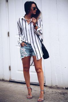 Fashionably Kay: Machine Jeans