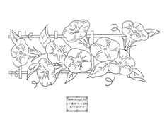 Free Hand Embroidery Transfers | Free Embroidery Designs «