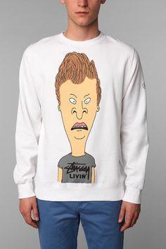 Beavis and Butthead sweatshirt