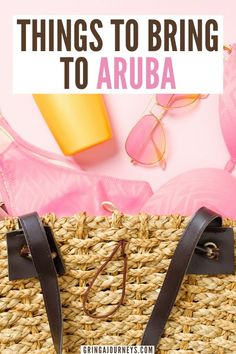Learn about the things to bring to Aruba for a perfect vacation! what to wear on plane to aruba | things to pack aruba | what do bring to aruba | what to wear in aruba | what to wear in the evening in aruba | packing list for vacation aruba | what to pack for aruba | aruba packing list | what to bring to aruba | packing list for aruba | what to pack for aruba vacation | a packing list for vacation | what to pack for beach vacation woman | aruba attire | packing list all inclusive resort Vacation Packing, Packing Lists, Packing Tips For Travel, Travel Ideas, Travel Inspiration, Aruba All Inclusive, Aruba Aruba, World Travel Guide, Best Travel Guides