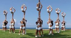 #cheer, team, stunt, formation, scorpion, cheerleading, cheerleaders