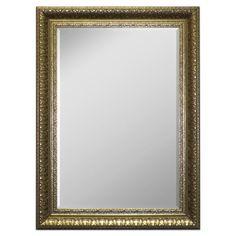 Hitchcock-Butterfield Arabian Nights Silver Framed Wall Mirror - 68100
