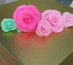 Sanat kilinden çiçeklerim