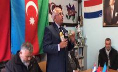 Hollanda'da Afrin Şehitleri Anıldı