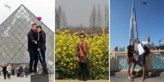 Selfie Sticks and Other Selfie Gear Go Mainstream (Mike Hendricks and Roxie Hammill, The New York Times, 25 March 2015)