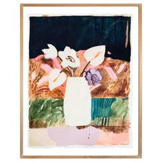 'Dazed' - Original Artwork – Annie Everingham Design Co. Paper Artwork, Shadow Box Frames, Annie, Original Artwork, Illustration Art, Watercolor, Painting, Amazing, Design