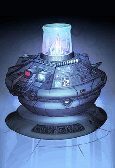 tardis console | TARDIS console 1989 - Daryl Joyce