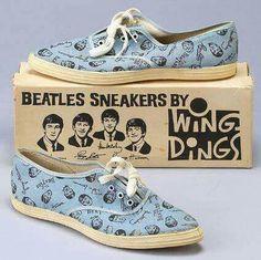 Beatles Sneakers!
