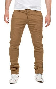 Yazubi Chino Pants Kyle Slim-Tapered Casual Pants | Smart Pinner