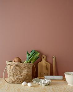 VEGG: JOTUN SENS 07 3i1 VEGG/PANEL/LIST 2856 WARM BLUSH