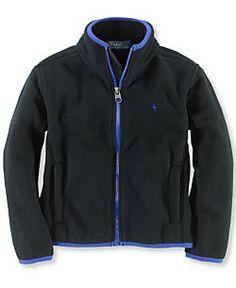Ralph Lauren Boys' Fleece Jacket