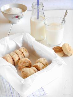 RECELANDIA: Galletas de queso crema y vainilla