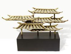 sculpture deco  装饰    摆件   金属