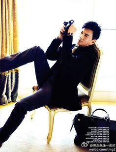 吴奇隆 Nicky Wu 图片