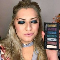 Limited edition 5 year Anniversary Palette in action    You need this in your life!!!  WWW.IGNITEBEAUTY.BIZ  #glitter #shadow #palette #glitz #glam #shadow #makeup #cosmetics #beauty #naturalbased #younique #coty