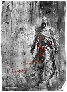 wisesnail: Altaïr - Assassin's Creed Speed Paint Sometimes they come back… C… Album Design, Assasins Cred, Arte Assassins Creed, Assassin's Creed Wallpaper, Assassin's Creed Brotherhood, All Assassin's Creed, Super Anime, Mundo Dos Games, Video Game Art