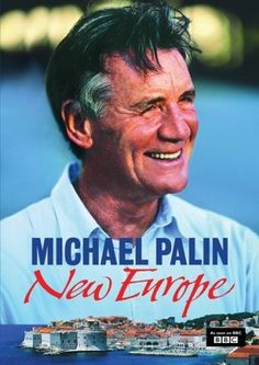 New Europe by Michael Palin - Hardcover - S/Hand - Very Good Condition Good Books, Books To Read, My Books, Michael Palin, Around The World In 80 Days, Monty Python, New Journey, Comedians, Documentaries