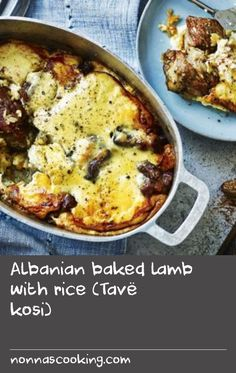 Kozani chicken with prunes saffron and paprika recipe chicken bbc food recipes albanian baked lamb with rice tav kosi next time trim lamb season lamb w some salt drain lamb after browning consider adding forumfinder Gallery