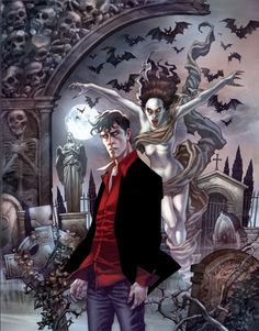 Dylan Dog Color Fest 7 by BaCha08.deviantart.com on @deviantART