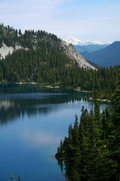Marmot Lake/ Jade Lake  22.5 Miles  Backpack Trip!