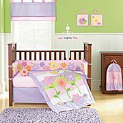 Baby Bedding Set, Chloe's Garden 10-Piece