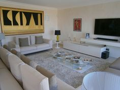 #Prestigious #livingroom #with refined #details