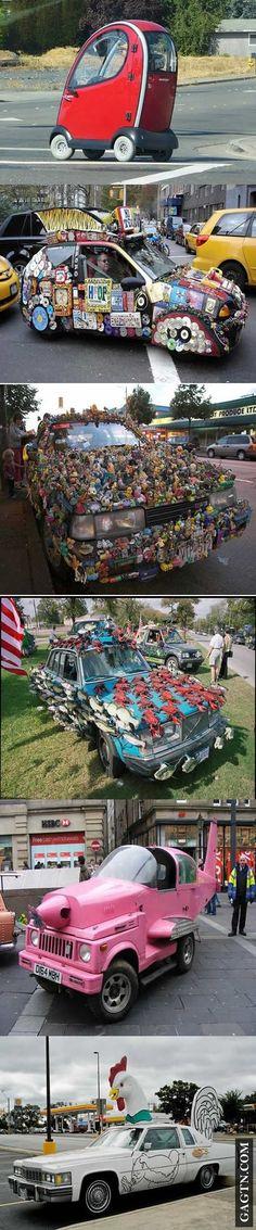 Funny Crazy Cars Gone Crazy