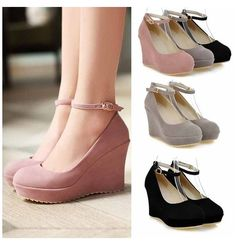 Prom Shoes, Women's Shoes, Wedge Shoes, Shoes Style, Shoes Heels Wedges, Shoes Sneakers, Flat Shoes, Casual Shoes, Oxford Shoes