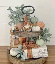 Thanksgiving Decorations, Seasonal Decor, Table Decorations, Pumpkin Decorations, Harvest Decorations, Fall Home Decor, Autumn Home, Rustic Fall Decor, Country Decor