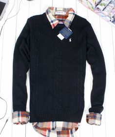 Sweaters with polo underneath | Ralph Lauren Polo Sweater For Men in 30220, cheap polo sweaters Men's ...