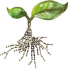 Verein zur Theorie und Praxis des gemeinsamen Zusammenlebens im städtischen Bereich ansässig in Wien Plant Leaves, Plants, Nth Root, Flora, Plant