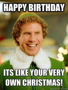 Buddy the elf
