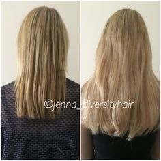 Alana with beautyworks weft hairextensions in 16 champagne alana with beautyworks weft hairextensions in 16 champagne blonde cut and styled pmusecretfo Images