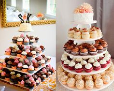 svadebnye-tort-s-cvetnymi-kapkeykami